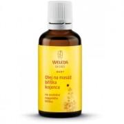 Weleda Pregnancy and Lactation aceite de masaje para aliviar los cólicos y estreñimiento de los bebés 50 ml