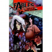 DC COMICS Fables: March of the Wooden Soldiers - Volume 04 Paperback Graphic Novel