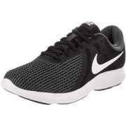 Nike Men's Revolution 4 Black Sports Shoes