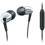 Philips She3905sl/00 Cuffie Auricolari Con Microfono Colore Argento