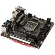 MB ASRock Z370 Gaming ITX/AC, LGA 1151v2, mini ITX, 2x DDR4, Intel Z370, S3 6x, DP, HDMI, WL, Bt, 36mj