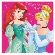 Hercegnők mágikus kéztörlő, arctörlő