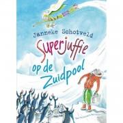 Top1Toys Boek Superjuffie Op De Zuidpool