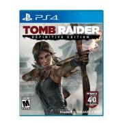 Square Enix Tomb Raider Definitive Edition PlayStation 4