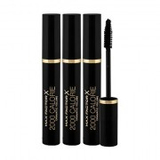 Max Factor 2000 Calorie Dramatic Volume tonalità Black confezione regalo 3 x mascara 9 ml donna