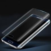 Извит протектор за Samsung Galaxy S6 edge+ прозрачен