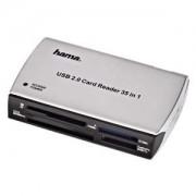 четец - Card Reader 35 in 1 - USB 2.0 - HAMA-49009