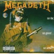 MEGADETH - So Far, So Good...So What! (CD)