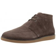 Fred Perry Men s Southall Mid Suede Chukka Boot Dark Chocolate 9.5 F(M) UK / 10.5 D(M) US