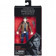 Hasbro Star Wars The Black Series Han Solo 6-Inch Figure