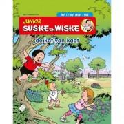 Junior Suske en Wiske: De kat van Kaat - Willy Vandersteen en Pieter van Oudheusden