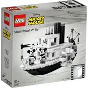 LEGO® LEGO Ideas - Disney Mickey Mouse: Dampfschiff Willie