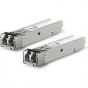 Cablu ubiquiti transceiver module, modulul Multi-Mode, 1G, SFP, LC 2 unitati (UF-MM-1G)