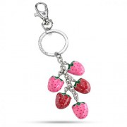 portachiavi morellato da donna magic strawberry charm sd 0367