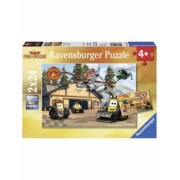 Puzzle Avioane, 2X24 Piese Ravensburger