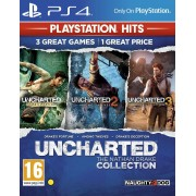 Игра Uncharted: The Nathan Drake Collection за PS4