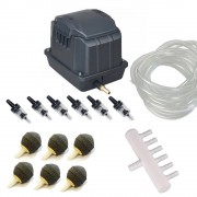 All Pond Solutions 20L/Min Outdoor Pond Air Pump Kit
