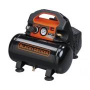 Compresor aer comprimat Black+Decker 55/6 6L 8 bari, fara ulei