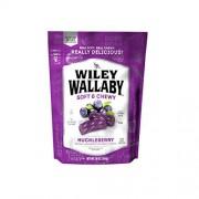 Wiley Wallaby Regaliz de estilo australiano, 10 oz, 1 unidad 295.73 ml (10 oz), paquete de 1