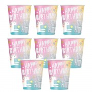 Unicorn Party Cups (Pack of 8)