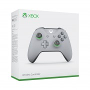 Xbox One Controller wireless (Gri/Verde) Xbox One