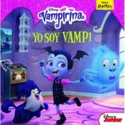 Logista Libros Vampirina - Libro Yo Soy Vampi