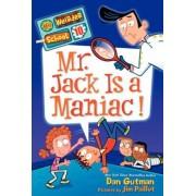 Mr. Jack Is a Maniac!, Paperback