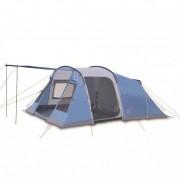 Шестместна палатка Pinguin Interval 6, синя - new 2012