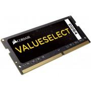 Corsair Pamięć RAM CORSAIR 4GB 2133MHz ValueSelect (CMSO4GX4M1A2133C15)