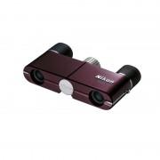 Nikon Binocolo da Teatro 4x10 DCF color rubino