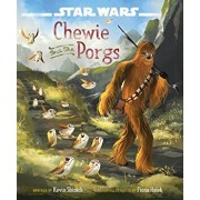 Star Wars: The Last Jedi Chewie and the Porgs, Hardcover/Kevin Shinick