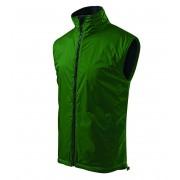 Vesta barbati Body Warmer, verde