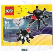 Конструктор ЛЕГО, LEGO Seasonal Halloween, 40021