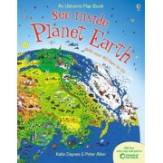See Inside Planet Earth, Hardcover