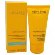Decleor hydra floral multi protection ultra moisturising & plumping expert maschera 50ml