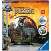 PUZZLE 3D JURASSIC WORLD, 72 PIESE - RAVENSBURGER (RVS3D11757)