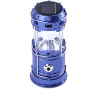 BUY 1 GET 1 FREE SOLAR/RECHARGEABLE 6-W LED LIGHT LANTERN LAMP -G85