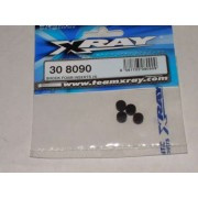 XR308090 Shock foam inserts for bladder support. Set of 4
