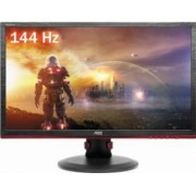Monitor Gaming LED 24 AOC G2460PF FullHD 1ms 144Hz Black-Red
