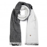 Fular GUESS - Not Coordinated Scarves AW8281 WOL03 BLA
