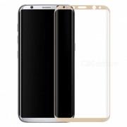 Dazzle color de cristal templado protector de pantalla para Samsung Galaxy S8
