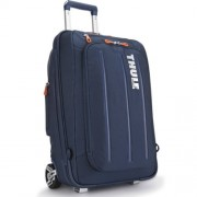 Thule Crossover Carry-on 38L TCRU-115 DarkBlue gurulós bőrönd