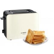 Bosch Toaster ComfortLine TAT6A117, 2 kurze Schlitze, für 2 Scheiben, 1090 W