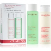 Clarins Cleansers козметичен пакет VII. за жени
