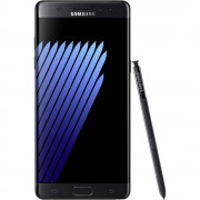 """Samsung Galaxy Note 7 64 GB 5.7 """"(14.5 cm)Single-SIM Android™ 6.0 Marshmallow 12 MPix Oniks crna boja"""
