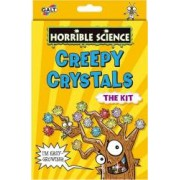 Horrible Science Cristale ciudate