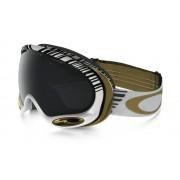 Oakley Maschera A-Frame 2.0, Taglia: Unica, Unisex, Bianco, OO7044-08, IN SALDO!