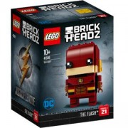 Конструктор Лего Брикхедз, The Flash, LEGO BrickHeadz, 41598
