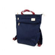Harvest Label KUJU handtas rugzak shopper Navy