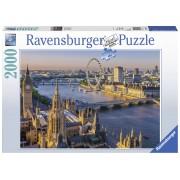 PUZZLE LONDRA, 2000 PIESE - RAVENSBURGER (RVSPA16627)